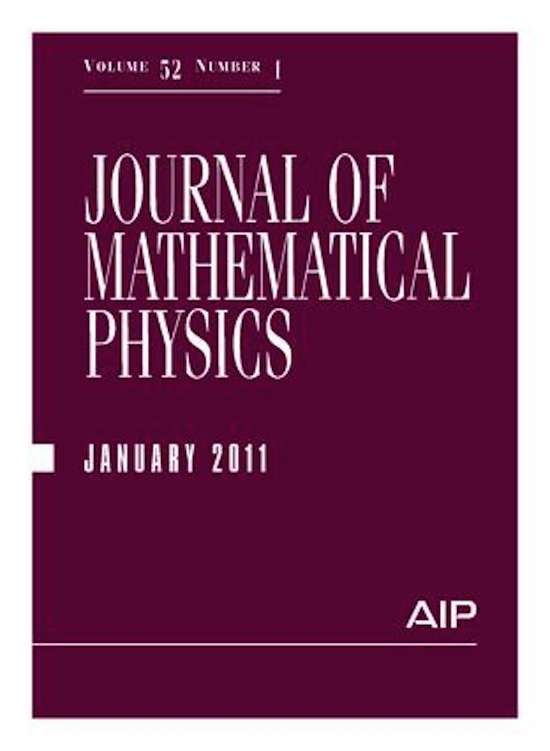 Image result for Journal of Mathematical Physics